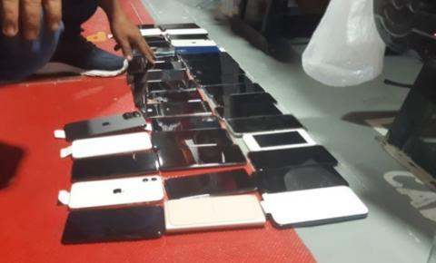 Operação policial resulta em prisão dupla e celulares apreendidos | Portal Obidense