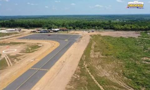 Aeroporto de Oriximiná, no PA, será entregue na segunda-feira, 30 | Portal Obidense