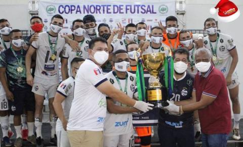 Juventude leva título da Copa Norte disputada em Santarém | Portal Obidense