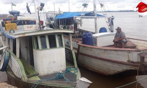 Em Óbidos SEMMA faz apreensão de barcos com Pescado protegido por lei | Portal Obidense