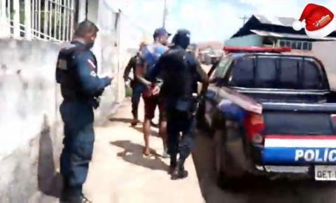 Elemento que estava foragido há mais de quatro anos foi recapturado pela Polícia Militar em Óbidos   Portal Obidense