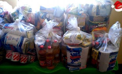 Em Óbidos STPMO promove último sorteio de cestas básicas do ano de 2020   Portal Obidense