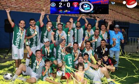 Panela FC levanta a taça de campeão da La Liga na Arena da Amazônia | Portal Obidense