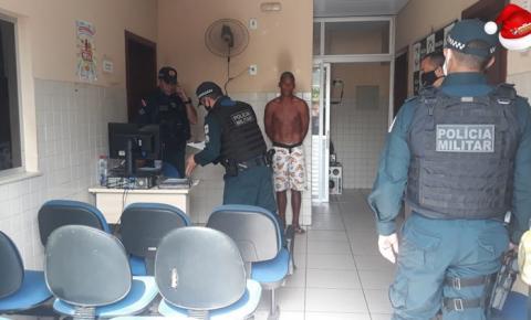 Homem é preso acusado de furtar bicicleta   Portal Obidense
