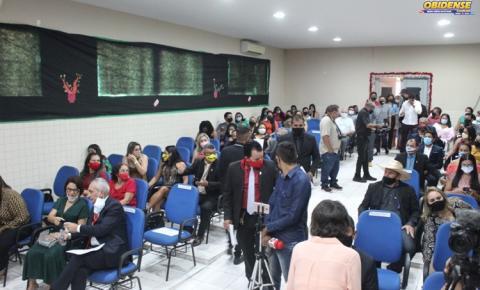 Prefeito, vice e vereadores assumem seus mandatos em Óbidos | Portal Obidense