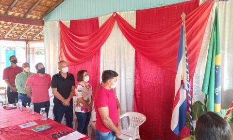 Nomeação do Novo Agente Distrital no Flexal do Município de Óbidos | Portal Obidense