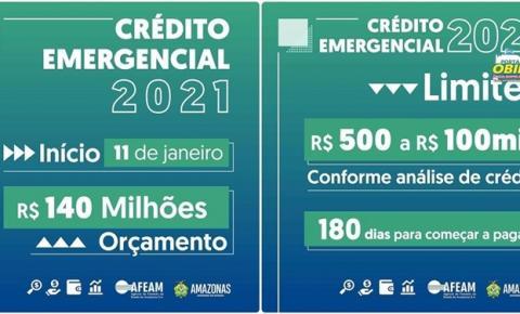 Crédito e Renegociação Emergencial da Afeam já estão disponíveis para o Amazonas   Portal Obidense
