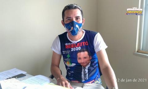 Vereador Raimundo Brito de Curuá, apresenta projeto de lei contra o nepotismo no município   Portal Obidense