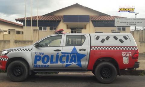 PM prende suspeito de tentativa de homicídio   Portal Obidense