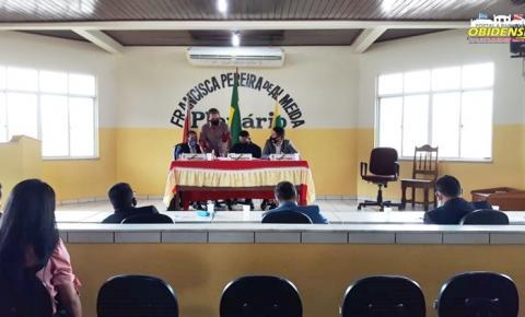 Seção extraordinária na câmara municipal de Curuá | Portal Obidense