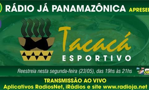 Rádio web Já e rádio web Obidense lançam o programa Resenha Esportiva
