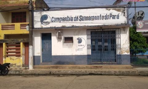 Gerente da Cosanp, Óbidos, diz que falta de água foi devido a descarga elétrica | Portal Obidense