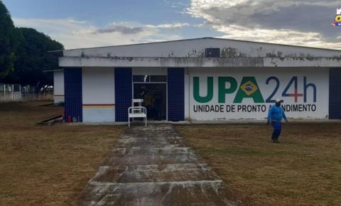 Unidade de pronto atendimento é inaugurada em Oriximiná   Portal Obidense