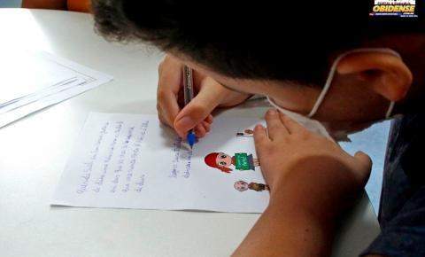Crianças em tratamento contra o câncer enviam cartas para famílias de pacientes do Amazonas | Portal Obidense
