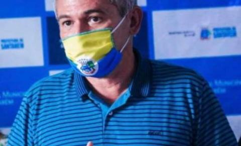 Nélio Aguiar é ameaçado após prorrogar decreto que mantém comércio fechado em Santarém | Portal Obidense