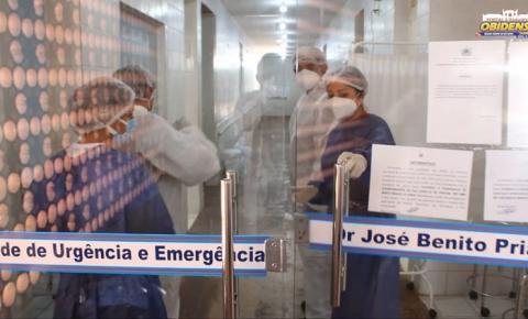 Em Óbidos mais de 1.200 doses de vacinas já foram aplicadas nos grupos considerados prioritários | Portal Obidense