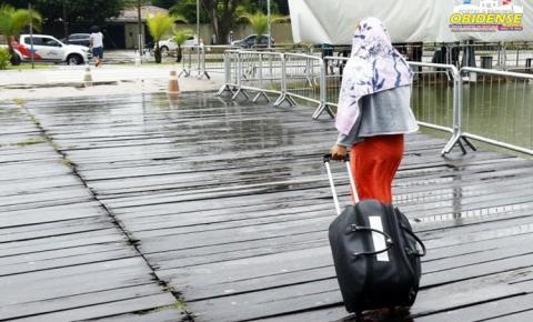 Mais da metade dos pacientes amazonenses tratados da Covid-19 no Hangar receberam alta| Portal Obidense