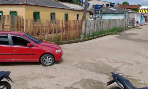 Moradores reclamam da falta de sinalização na trav. Ruy Barbosa | Portal Obidense