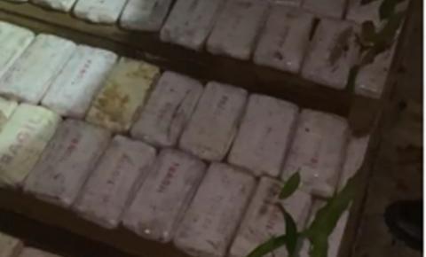 Cuidado Frágil! Polícia do Pará apreende meia tonelada de entorpecente | Portal Obidense