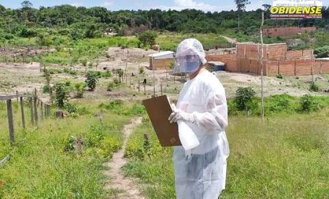 Famílias em situação de vulnerabilidade são assistidas com Kit de higiene pessoal e cestas básicas em Óbidos | Portal Obidense
