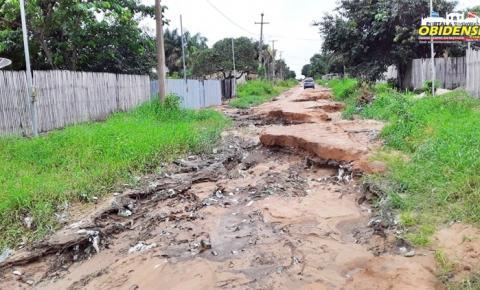 Fortes chuvas seguem causando rastros de destruição em Oriximiná-Pará | Portal Obidense
