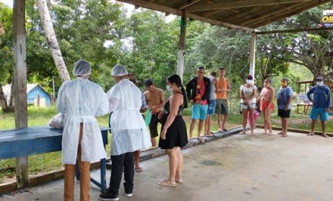 Distribuição de pescado as famílias carentes do município de Óbidos | Portal Obidense