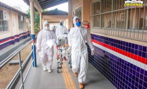Estado já transferiu 251 pacientes com Covid-19 na região oeste| Portal Obidense