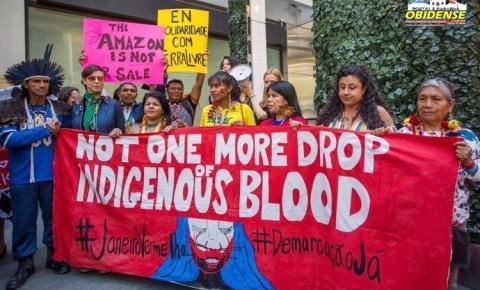 Cimi leva problema das invasões às Terras Indígenas ao Conselho de Direitos Humanos da ONU   Portal Obidense