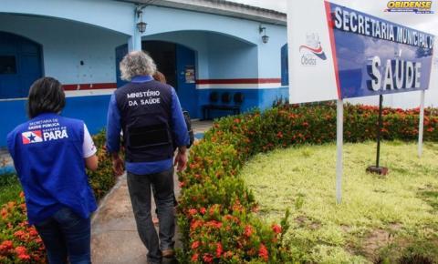 Equipe do Ministério da Saúde investiga variantes da Covid-19 em Óbidos   Portal Obidense