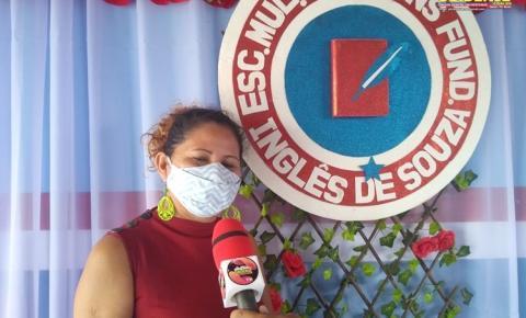 Escola Inglês de Souza realiza live de abertura do ano letivo nesta segunda (15)   Portal Obidense
