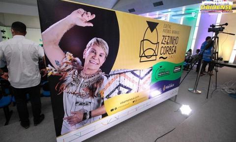 Prefeitura de Manaus lança edital: Prêmio Manaus Zezinho Corrêa com mais de R$ 1 milhão para projetos | Portal Obidense