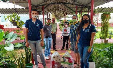 Diocese de Óbidos envia Kit de higiene e limpeza as escolas da zona urbana de Óbidos | Portal Obidense