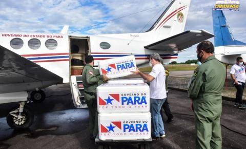 Segundo o governo do Pará, Óbidos recebe vacina neste sábado 27 | Portal Obidense