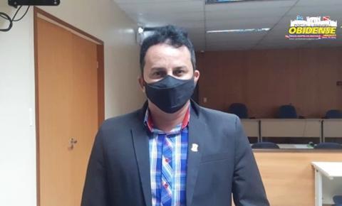 Vereador Rylder Afonso (PSD) pede desculpas aos professores do município obidense | Portal Obidense