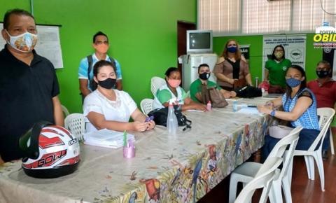 Escola Raymundo Chaves é reestruturada para levar conteúdos on-line aos alunos   Portal Obidense