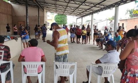Curuá segue cronograma de vacinação para idosos de 65 a 69 anos | Portal Obidense