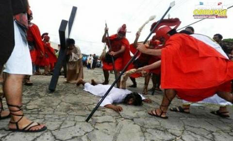 Grupo Getsêmani anuncia programação da via sacra em Óbidos | Portal Obidense