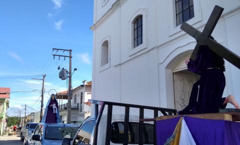 Tradicional procissão do encontro é celebrada em Óbidos | Portal Obidense