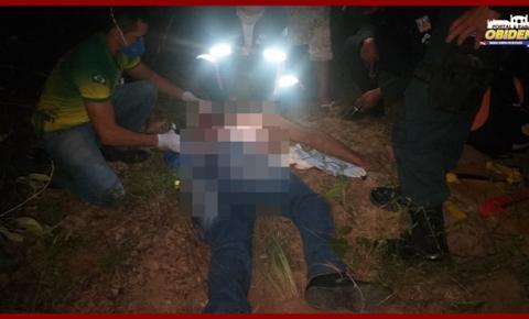 Mototaxista é ferido com 16 facadas, após sofrer tentativa de assalto. Polícia está em busca do criminoso | Portal Obidense