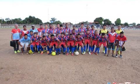 Seleção obidense quebra o tabu, vence Juruti e se isola na liderança do grupo B da Copa Oeste