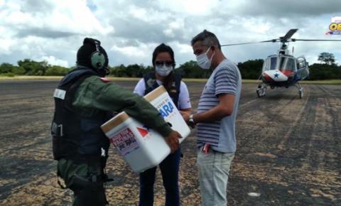 SEMSA divulga balanço da vacinação contra a Covid-19 em Óbidos | Portal Obidense