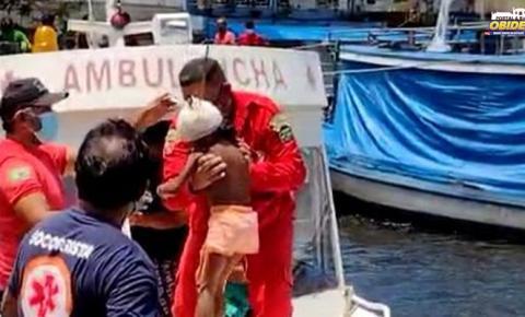 Criança de 6 anos é atingida na cabeça com uma flexa | Portal Obidense