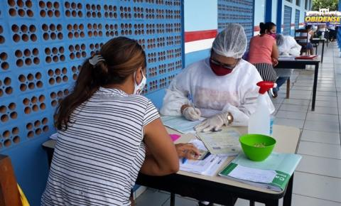 SEMDES realiza atendimento na comunidade da Vila União do Curumú | Portal Obidense