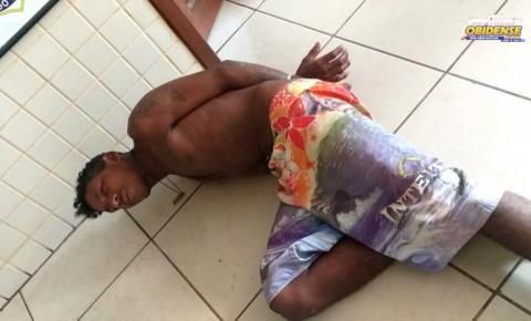 Homem é preso por bater em atendente de supermercado em Óbidos | Portal Obidense