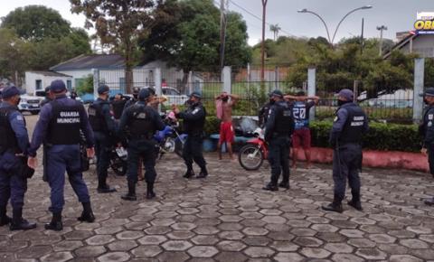 Órgãos de Segurança fiscalizam bares e balneários de Oriximiná  contra a Covid-19 | Portal Obidense