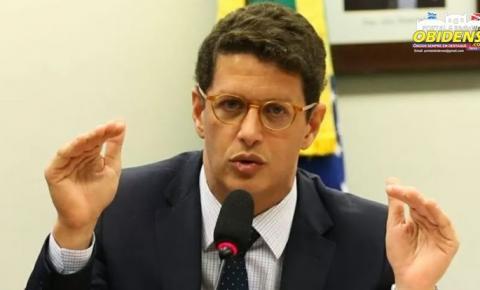 Notícia-crime é enviada ao STF contra ministro do meio ambiente  senador de Roraima e presidente do Ibama pela PF do Amazonas | Portal Obidense