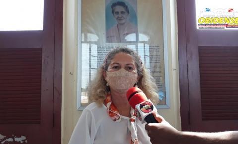 Regina Figueira é nomeada secretária de cultura de Óbidos | Portal Obidense