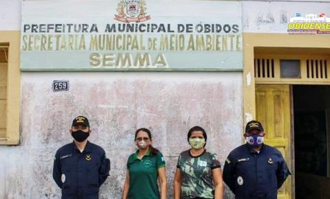 Polícia Ambiental é implantada em Óbidos | Portal Obidense