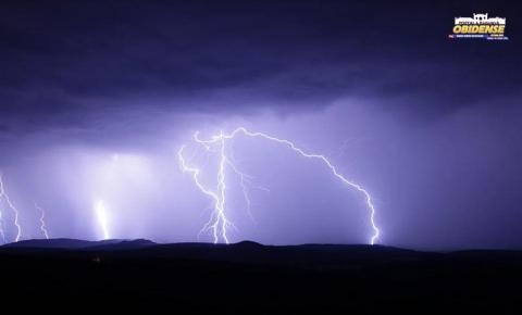 As chuvas intensas de abril reacendem o alerta com a energia elétrica | Portal Obidense