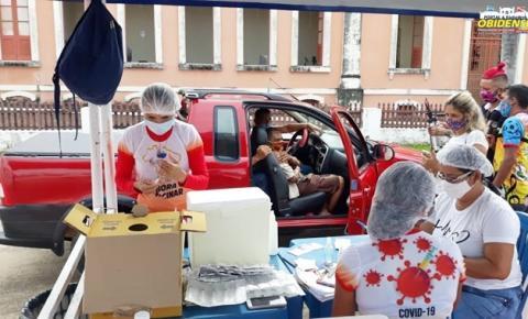 Novo coordenador de vacinação fala sobre a campanha de imunização contra Covid-19 em Óbidos | Portal Obidense